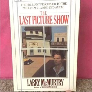 The Last Picture Show fiction book